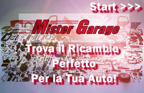 Mister garage ricambi auto e accessori san severo for Garage partenaire mister auto